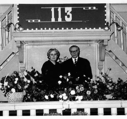 Velta un Žanis Ludviki